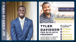 Stillman College Student Government Association President candidates Christopher Ruffin Jr. and Tyler Davidson have distributed campaign flyers across campus. Voting starts March 16.